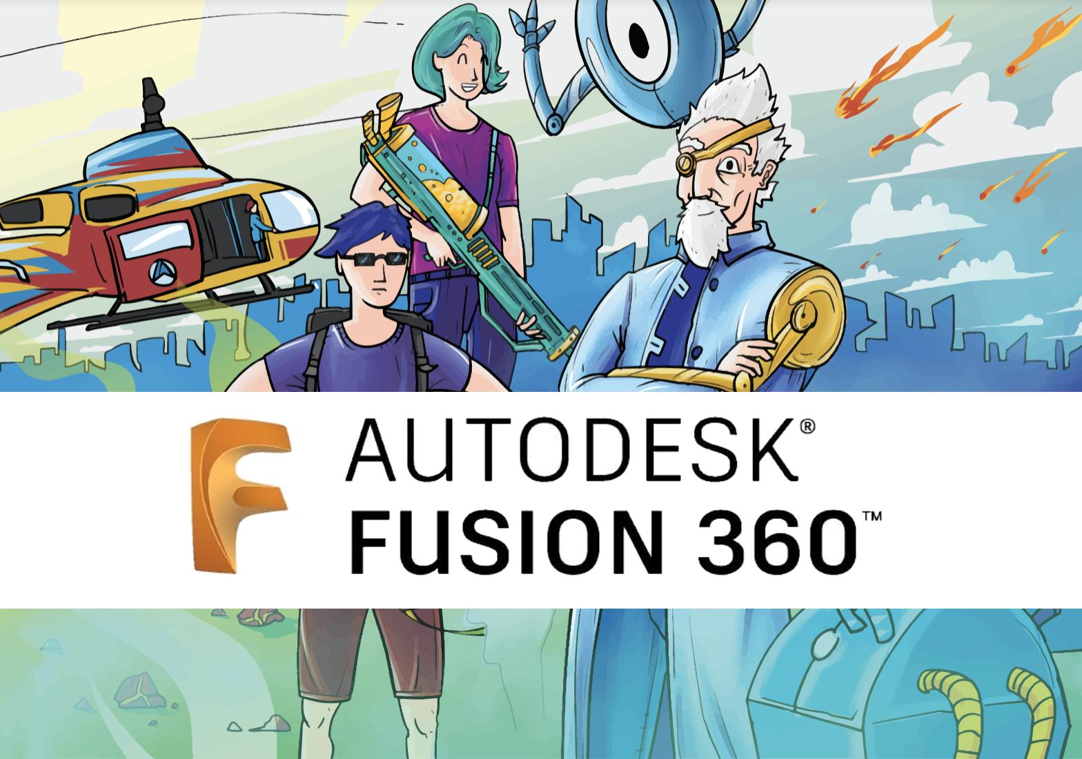 3D Projektavimas ir simuliavimas su Fusion 360