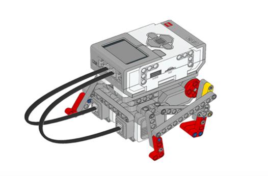 Mindstorms EV3 pradmenys